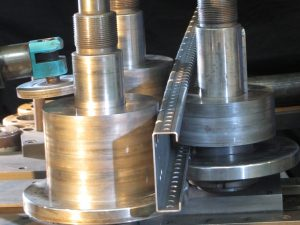 Formen, Biegen, Rollen, Metall-Auer, Stahlbau, Fertigungstechnik