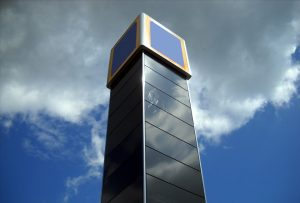 Türme, Werbetürme, Sonderkonstruktionen, Stahlbau, Metallbau, Oberösterreich, Österreich